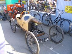Well hello there. : CycleKart Tech Forum : CycleKart Forum : The CycleKart Club