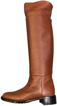 8431def80055e3 Buy your leather boots Valentino on Vestiaire Collective