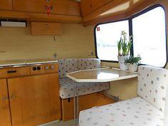 Vintage Classic Eriba Caravan