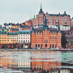 Stockholm, Sweden by @51countriesandcounting