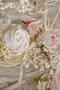 Jennelise: Ruffles, Roses, and Pearls BellaDonna