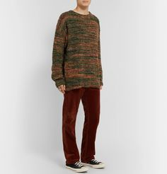 OUR LEGACY BOUCLÉ. #ourlegacy #cloth Fashion Advice, Fashion News, Our Legacy, Mr Porter, Red Green, Wool Blend, Knitwear, Men Sweater, Product Launch