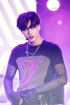 Kai - 150524 2015 Lotte Duty Free Family Festival K-pop Concert Credit: Elfindevil. (2015 롯데면세점 패밀리페스티벌 케이팝 콘서트)