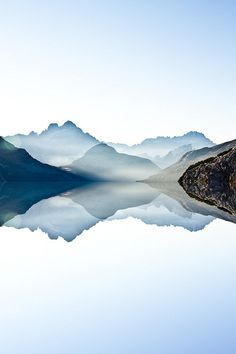 The Lake [Italy, Dolomites] by acosmichippo