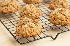 VIDEO RECIPE: White Chocolate Peanut Butter Oatmeal Cookies (Gluten Free)