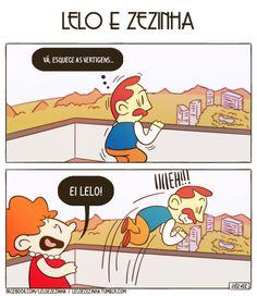 Lelo e Zezinha