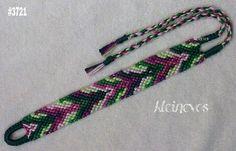 Photo of #3721 by kleinevos - friendship-bracelets.net