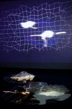 MEMORIA - CUERPO - IMAGÉN / Festival Internacional de VIDEODANZABA / Centro Cultural España Córdoba Diseño de video instalación y visuales.
