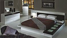 Modern King Size Bedroom Sets - Home Furniture Design Modern King Bedroom Sets, Italian Bedroom Sets, Modern Bedroom Furniture Sets, Contemporary Bedroom Sets, King Size Bedroom Sets, Master Bedroom Interior, Bedroom Bed Design, Modern Bedroom Design, Dream Bedroom