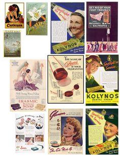 Vintage Ads 1 | Flickr - Photo Sharing!