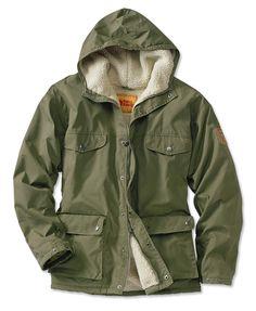 Fjallraven Greenland coat