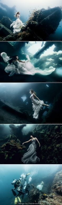 PHOTOGRAPHY – Benjamin Von Wong