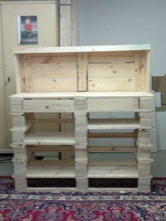 diy outdoork che aus paletten bauen kochen upcycling und selber machen. Black Bedroom Furniture Sets. Home Design Ideas
