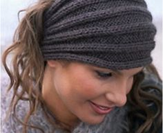 Top 10 Warm DIY Headbands (Free Crochet and Knitting Patterns) ❥  http://www.topinspired.com/top-10-warm-diy-headbands-free-chrochet-and-kniting-patterns/
