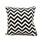 Wayfair - Zig Zag Outdoor Pillow | $38.84
