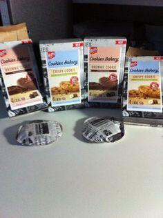 Mein DeBeukelaer Cookies Bakery Test Brownie Cookie