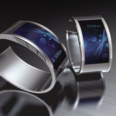 Concept watch/mobile.