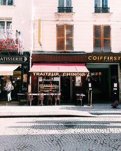 when in paris.