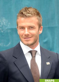 David Beckham smile - David Beckham Photo (32364429) - Fanpop fanclubs