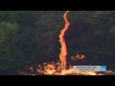 Fire tornado reference