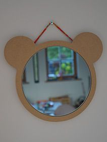Miroir ours