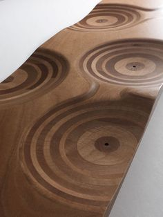 Ripples Outdoor bench by HORM furniture 2