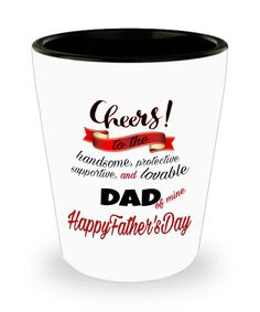 to all DAD's out there. It's your day, just enjoy and have some SHOTS! Happy Fathers Day, Cheers, Shot Glass, Shots, Dads, Free Shipping, Fathers, Shot Glasses, Father