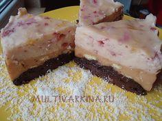 Пудинговый торт в мультиварке Редмонд