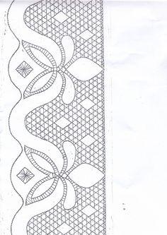 PICADO - Turcazo abe - Álbumes web de Picasa Bobbin Lace Patterns, Applique Patterns, Lace Painting, Lace Art, Borders And Frames, Needle Lace, Lace Making, Irish Crochet, Cutwork