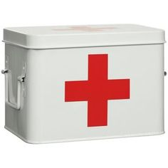 Buy Premier Housewares Red Cross First Aid and Medicine Box at Argos.co.uk - Your Online Shop for Bathroom cabinets, Bathroom cabinets.