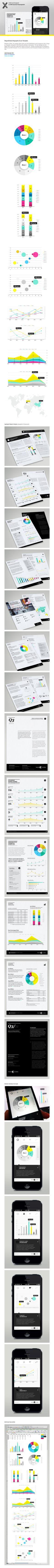 MagnaGlobal Infographic Excel Template / Martin Oberhäuser