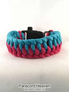 Now available on our store: Cotton Candy - Ma... Check it out here! http://www.paracord-heaven.com/products/cotton-candy-mated-snake-paracord-survival-bracelet-with-emergency-whistle