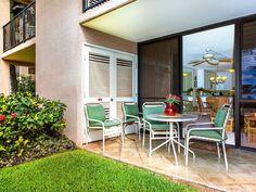 Garden View Steps to Beaches, Close to Pool, Spa, Tennis Courts & BBQ - Kihei Beach Toys, Lanai, Condos, Swimming Pools, Bbq, The Unit, Houses, Outdoor Decor, Closet