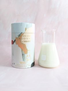 230g Artist Series Conical Flask Candle - Tobacco Pine | Hello Polly