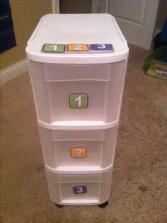 Structured Task Bins. Organized and Ready for Independent Work! Inspired by Evan Autism Resources http://www.teacherspayteachers.com/Store/Inspired-By-Evan-Autism-Resources