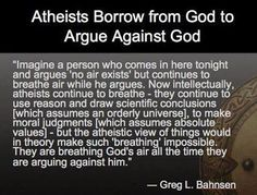 Greg L. Bahnsen (1948 – 1995) was an American Calvinist philosopher, apologist, and debater. He was a minister in the Orthodox Presbyterian Church and a full-time Scholar in Residence for the Southern California Center for Christian Studies. He is also considered a contributor to the field of Christian apologetics, as he popularized the presuppositional method of Cornelius Van Til. He went on to Westminster Theological Seminary in Philadelphia, where he studied under Cornelius Van Til.