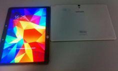 Samsung Galaxy Tab S specificaties gelekt