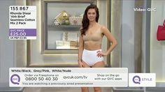 QVC Underwear TV model has VERY unfortunate wardrobe malfunction live on air http://www.youtube.com/watch?v=B57ykobUAsI http://flic.kr/p/M1W81s