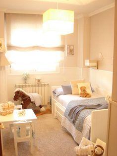 La habitación de Álvaro de niño. | Decorar tu casa es facilisimo.com