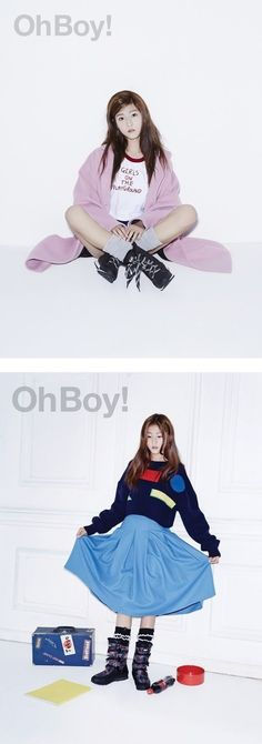 Kim Sae Ron is still a child at heart for 'Oh Boy!' pictorial | allkpop.com