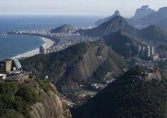 morro da urca, rio de janeiro, brasil