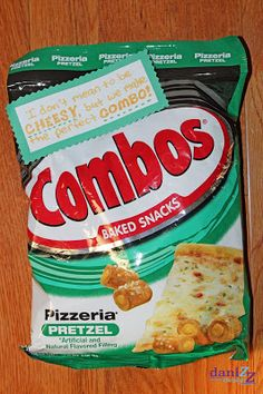 Combo Saying: I don't mean to be CHEESY, but we make a perfect Combo