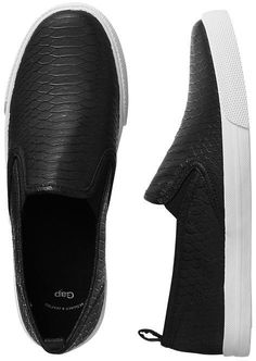 Gap Factory slip-on sneakers on shopstyle.com