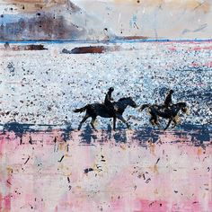 Sunset riders, Les Sables Blancs - Mel McDonald