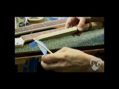 Rudy's Music - Pensa Guitars Custom Shop & Repair - YouTube
