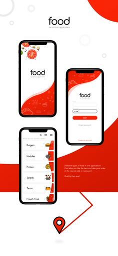 Android apps 267823509075826842 - This is our daily android app design inspiration article for our loyal readers.Every day we are showcasing a android app design whether live on app stores or only designed as concept. Game Design, Graphisches Design, App Ui Design, Interface Design, Food Design, Interface App, Design Color, Desing App, App Design Inspiration