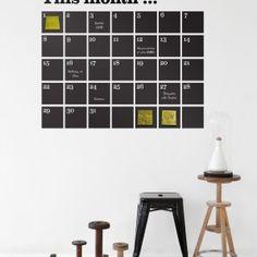 Ferm Living - Calendar