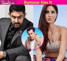 Salman Khan wants Katrina Kaif to play Aamir Khan's heroine in Thugs of Hindostan? #FansnStars