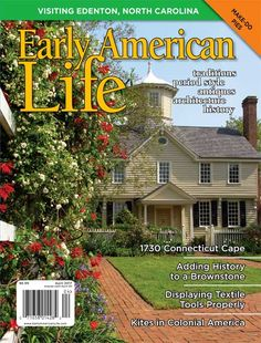 Check out the latest issue of EAL! Featuring travel, museum news, and house projects to inspire!