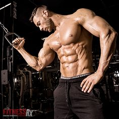 10 Keys To Building The Ultimate Aesthetic Physique